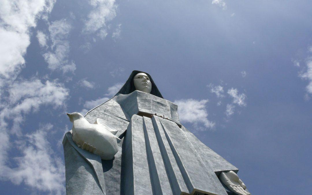 La leyenda del Txori: El Pájaro y la Virgen