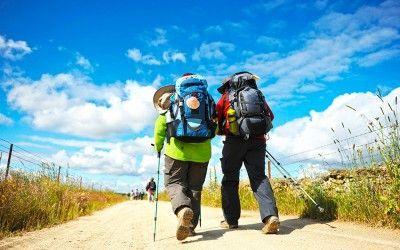 EQUIPAJE DEL PEREGRINO para hacer el Camino de santiago