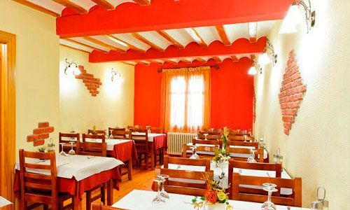 Albergue-restaurante Cuatro Cantones