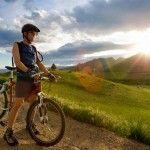 Qué rutas tiene el camino en Bici
