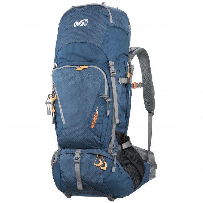 mochila de 55 litros para el camino