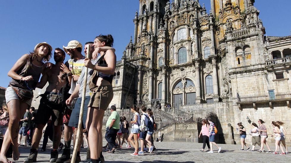 Cuántos peregrinos hacen el camino de Santiago al año