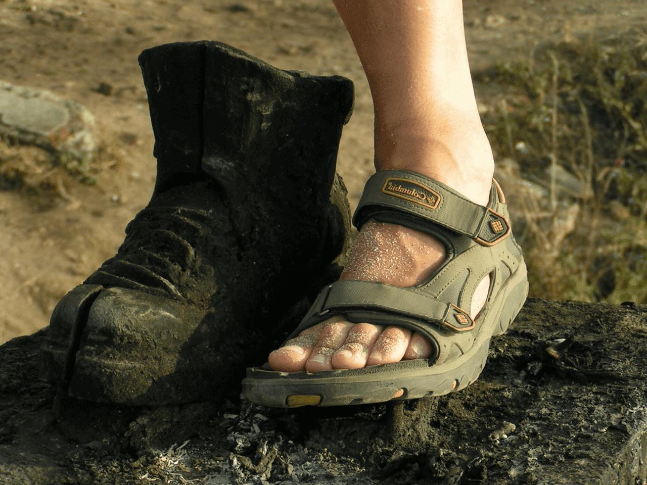 6 consejos para que los pies no te dejen a medio camino
