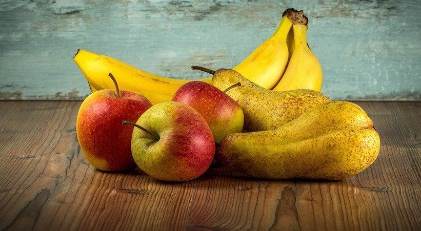 comer barato camino santiago fruta