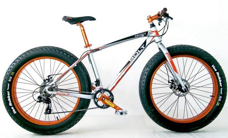 bicicleta fat camino de santiago