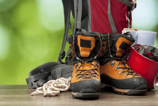 calzado para el camino de santiago