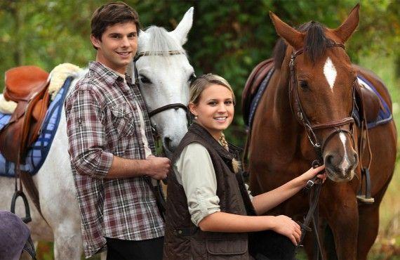 camino de santiago s caballo